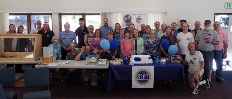 80th Anniversary Party