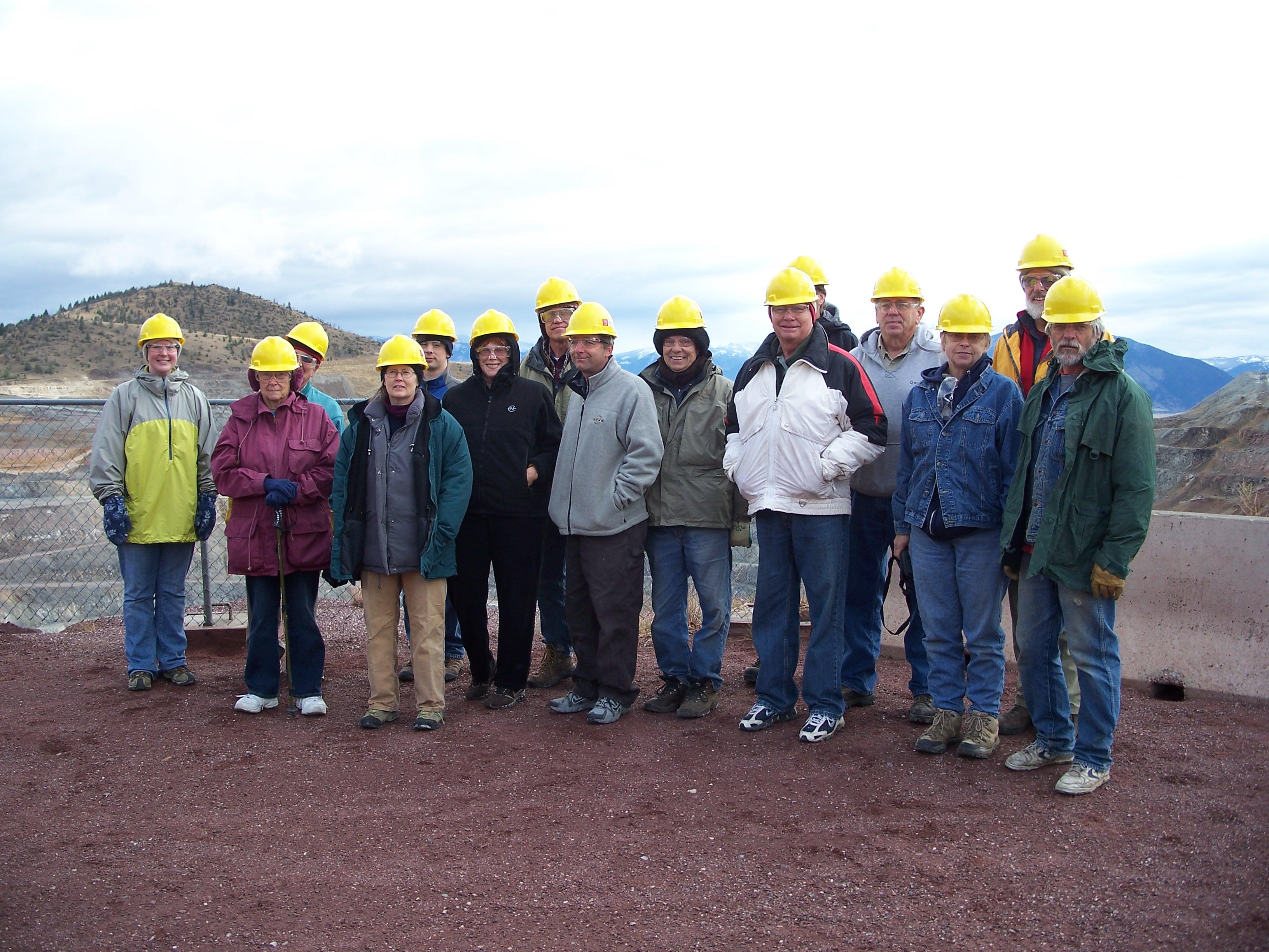 Talc Mine 2011