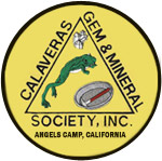 Calaveras Gem & Mineral Logo