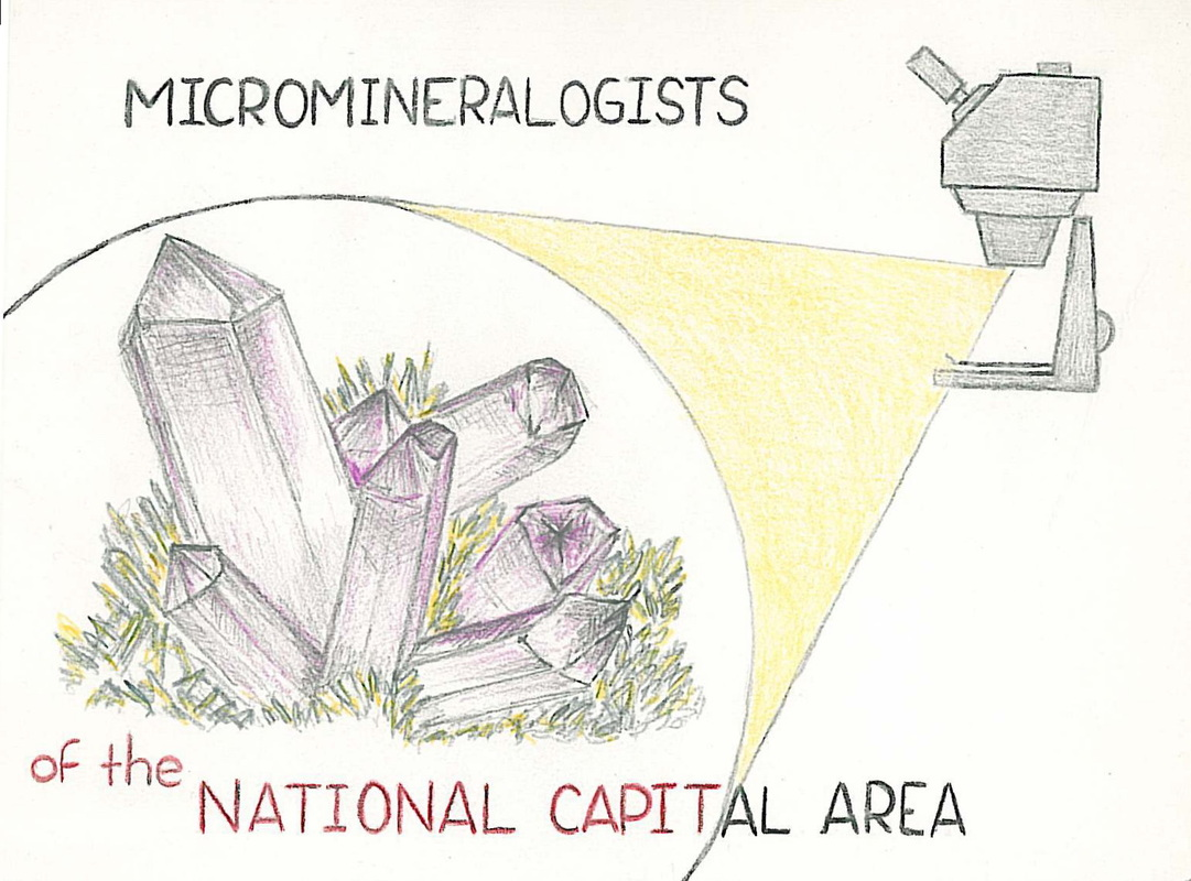 Micromineralogists of the National Capital Area